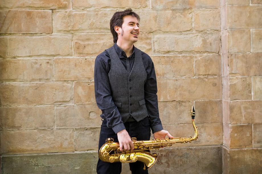Rich Gordon - Saxophonist