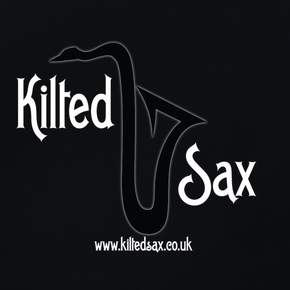 Kilted Sax Logo