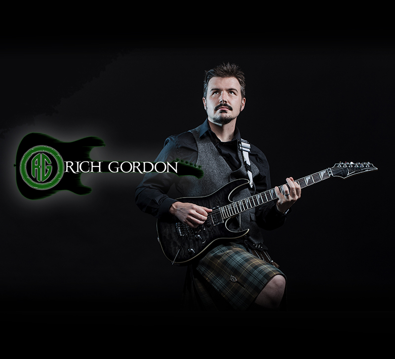 Rich Gordon - Guitarist and Composer